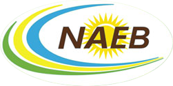 NAEB logo